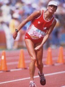 Gabriela Andersen 1984 olympics